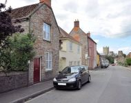 Stable Cottage, 42 St Thomas Street, Wells, Somerset