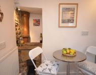 Carden Cottage Kitchen Eating Area