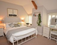 Carden Cottage Master Double Bedroom