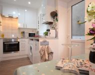 Mews Cottage Kitchen