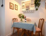 Mews dining area
