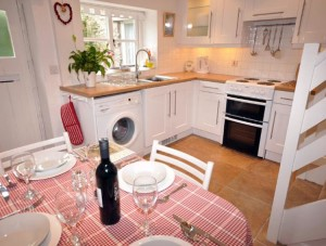 Wells holiday cottages - Stable Cottage Kitchen/Dining